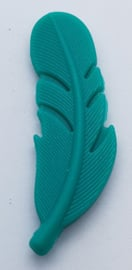 Siliconen veertje Groen