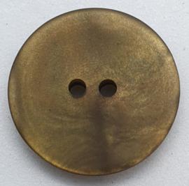 Bruin Gouden Knoop 18 & 23 mm