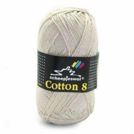 Scheepjes Cotton 8 nr 656 ZandBeige