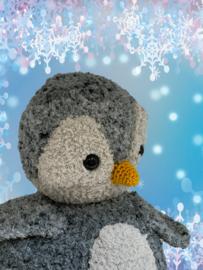 Garenpakket Pop-up Baby Pinguïn