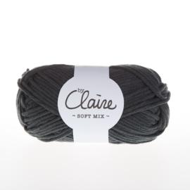 byClaire soft mix 045 dark grey