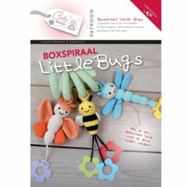 Patroonboekje Boxspiraal Little Bugs