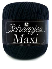 Scheepjes Maxi 210 Marine Blauw