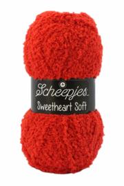 Scheepjes Sweetheart Soft 011 Rood