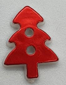 Kerstboom Knoop Rood
