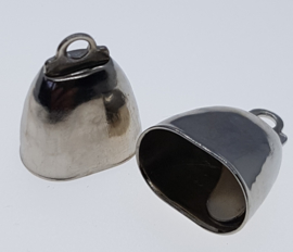 Koebel  Zilverkleurig 21mm