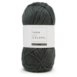 YARN AND COLORS MUST-HAVE 098 GRAPHITE