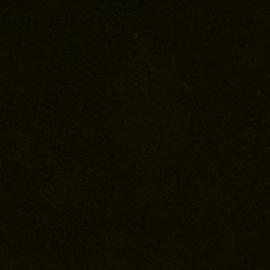 Vilt Zwart 30x20cm