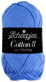 Scheepjes Cotton 8 nr 506 Lavender