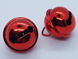 22mm Rode Belletjes (5 stuks)
