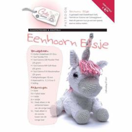 Patroonboekje Eenhoorn Elsje