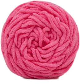CHUNKY CHENILLE 035 Girly Pink