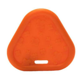 Bijtring - Triangel - Oranje