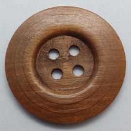 Bruine Knopen 50mm