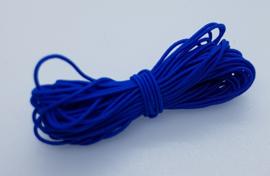 1mm Koord Elastiek Donker Blauw