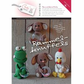 Patroonboekje Rammelknuffels
