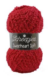 Scheepjes Sweetheart Soft 016 Donker Rood