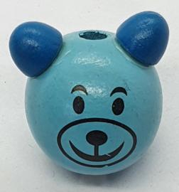 Beren Kraal Blauw Groen