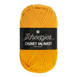 Scheepjes Chunky Monkey 1114 Golden Yellow