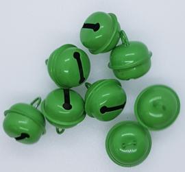 20mm Donker Groene Belletjes (5 stuks)
