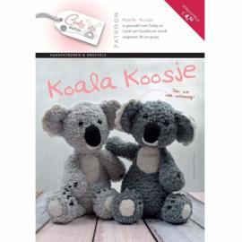 Patroonboekje Koala Koosje