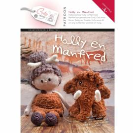 Patroonboekje Holly en Manfred