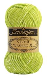 Stone Washed XL Peridot 867