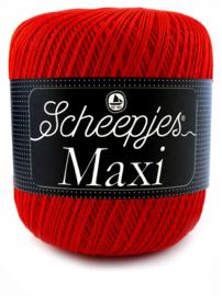Scheepjes Maxi 115 Hot Red