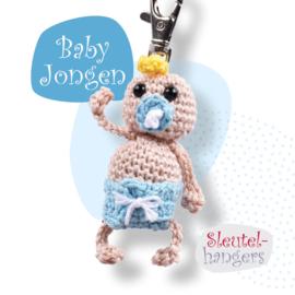 Sleutelhanger Baby Jongen