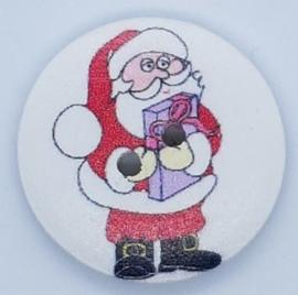 Kerstman Knoop