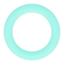 Opry Siliconen Bijtring Rond 55mm - Mint