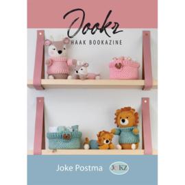 Jookz Haak Bookazine - Joke Postna