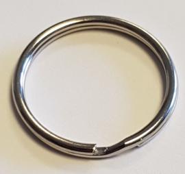 Sleutelhanger ringen 20mm  (5 Stuks)