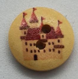 Knoop met Kasteel III 15mm