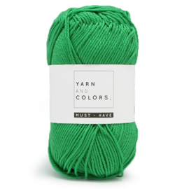 YARN AND COLORS MUST-HAVE 086 PEONY LEAF