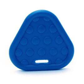 Bijtring - Triangel - Donker Blauw
