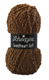 Scheepjes Sweetheart Soft 026 Donker Bruin