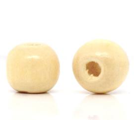 Ronde Gelakte Kralen 10 mm (20 stuks)