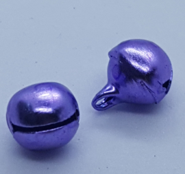 10mm Lila Belletjes per stuk
