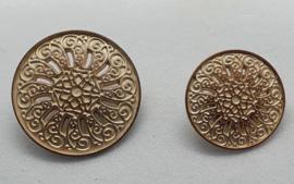 Metalen Knopen 15, 20mm
