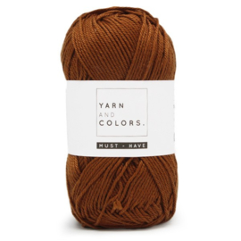 YARN AND COLORS MUST-HAVE 026 SATAY