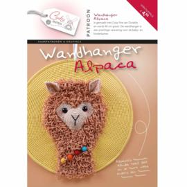 Patroonboekje Wandhanger Alpaca