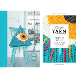 Yarn, the after party 82, Bright Sight Cushion