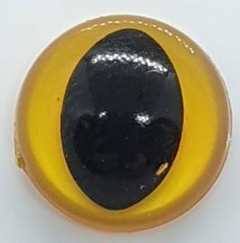 Gele Kattenogen II 12mm