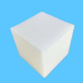 Schuimrubber kubus 5x5 cm