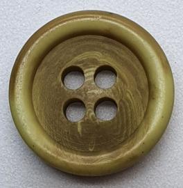 Licht Groene Knopen 15mm