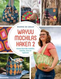Rianne de Graaf - Wayuu mochilas haken 2
