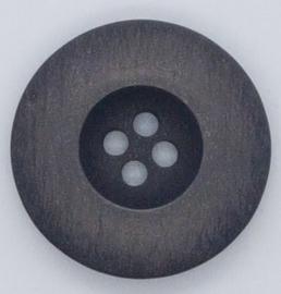 Zwart Grijze Knoop 22mm