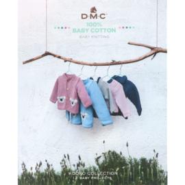DMC Baby Katoen Patroonboek EN-NL-DE