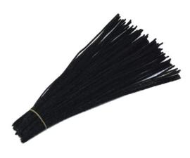 Zwarte pijpenragers (10 stuks)